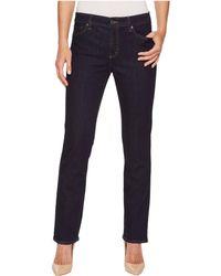 Lauren by Ralph Lauren - Premier Straight Jeans - Lyst