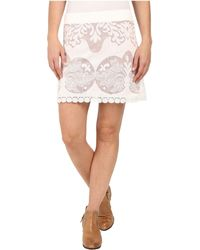 Union Of Angels - Lilac Skirt - Lyst
