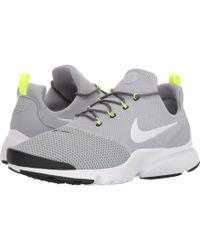 0d9e99ce37b0 Lyst - Nike Air Presto Fs M in Green for Men