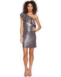 Kensie - Sequin Jersey Dress Ksdk8110 - Lyst