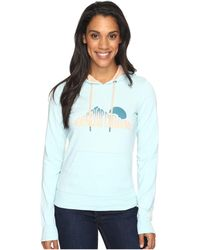 The North Face - Nse Sunrise Lightweight Pullover Hoodie - Lyst