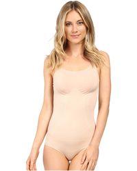 Hue - Seamless Shaping Bodysuit - Lyst