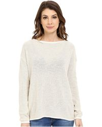 Mavi Jeans - Long Sleeve Sweater - Lyst