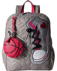 Betsey Johnson - Sneaker Backpack - Lyst
