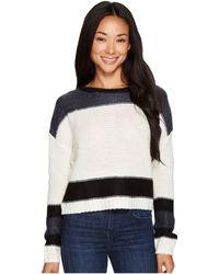 Mavi Jeans - Cropped Knit Sweater - Lyst