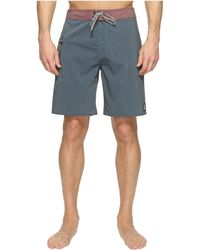 Captain Fin - Dolphin Solid Boardshorts - Lyst