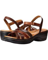Clarks - Hayla Pier Dress Sandal - Lyst