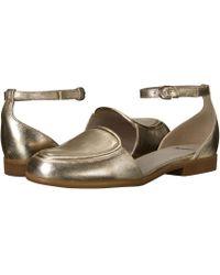 c70df7e073a1 Lyst - Women s Jil Sander Navy Flat sandals On Sale