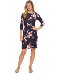 Joules - Beth Ponte Jersey Dress - Lyst