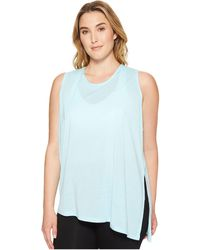 Nike - Breathe Sleeveless Training Top (size 1x-3x) - Lyst