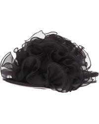 Suecomma Bonnie - Chiffon Ruffle Detailed Sandals - Lyst