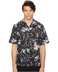McQ - Floral Billy Shirt - Lyst