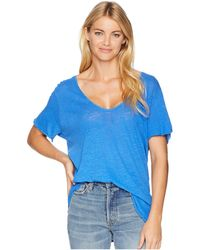 Free People - Saturday Tee - Lyst