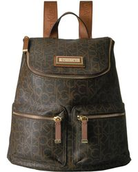 Calvin Klein - Belfast Monogram Backpack - Lyst
