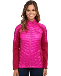 The North Face - Momentum Thermoballtm Hybrid Jacket - Lyst