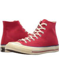 Converse - Men's Chuck Taylor All Star 70 Vintage High Top Sneakers - Lyst