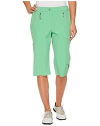 Jamie Sadock - Airwear Light Weight 24 In. Knee Capri (emerald) Capri - Lyst