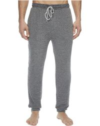 Kenneth Cole Reaction | Jogger With Stripe Waistband | Lyst