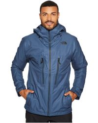 The North Face - Thermoball Snow Triclimate Jacket - Lyst
