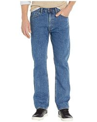 d4d8c2732bf Signature by Levi Strauss & Co. Gold Label Relaxed Fit Jeans in Blue for  Men - Lyst
