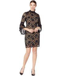 Lyst - Boohoo Plus Laila Plunge U Neck Bodycon Dress in Black 9afbc5159