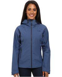 9931f02c0ff5 Lyst - Columbia Benton Springs Overlay Fleece Vest in Blue