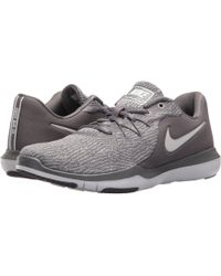 173122be930a Lyst - Nike Flex Supreme Tr 4 Women s Training Shoe in Gray