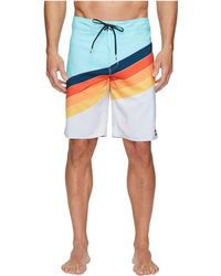 de3266d65e Quiksilver New Wave Highline Navy Mens Boardshorts in Blue for Men - Lyst