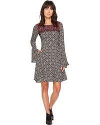 Stetson - 1311 Paisley Print Swing Dress - Lyst