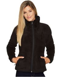 cf0ccee97a34 Lyst - The North Face Campshire Full Zip (tnf Black) Women s ...