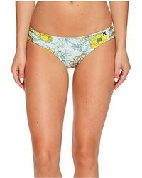 c4e9d075b1 Hurley Quick Dry Surf Bottoms in Black - Lyst