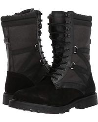 Michael Bastian - Combat Ultra Force Boot (black) Boots - Lyst