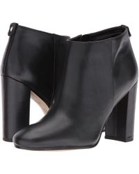 142b42def Sam Edelman - Cambell Leather Ankle Boots - Lyst