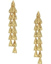 Vince Camuto - Waterfall Post Earrings - Lyst