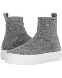 Kennel & Schmenger - Glitter Sock Boot - Lyst