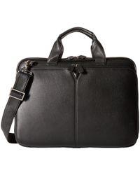 Johnston & Murphy - Slimline Briefcase - Lyst