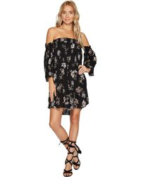Angie - Off The Shoulder Dress - Lyst