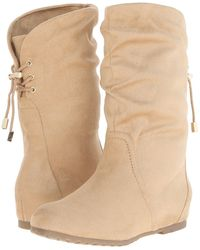 Womens Boots ALDO Neria Natural