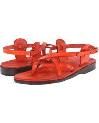 Jerusalem Sandals - Tamar Buckle - Womens - Lyst