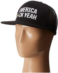 Emerica - F Yeah Trucker Hat - Lyst