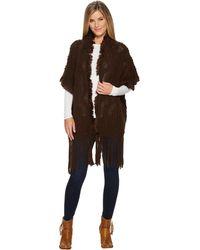Wrangler - Sweater Knit Cardigan - Lyst
