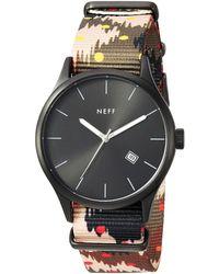 Neff - Esteban Watch - Lyst