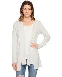 Michael Stars - Elevated French Terry Draped Hoodie - Lyst