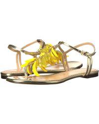 Charlotte Olympia - Banana Sandals - Lyst