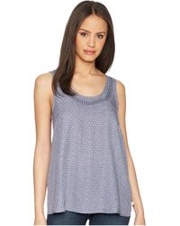 Toad&Co - Windsong Sleeveless Tank Top - Lyst