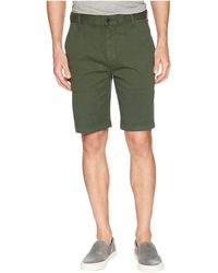 7 For All Mankind - The Chino Twill Shorts - Lyst