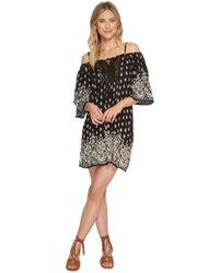 Angie - Cold Shoulder Dress - Lyst