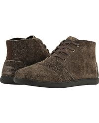 aab615f6447 Lyst - Men s TOMS Desert boots On Sale