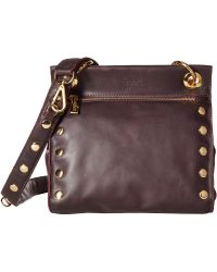 122e277716 Lyst - Hammitt Paul Leather Crossbody Bag in Gray