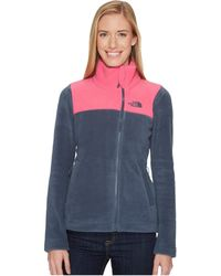 7176ed04d3b5 Lyst - The North Face Illuminated Reversible Jacket in Purple